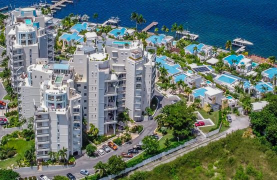 AquaMarina Maho Two Bedroom Condo With Private Boat Dock And Lift