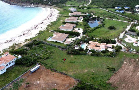 St Maarten Beach Front Lot For Sale In Guana Bay