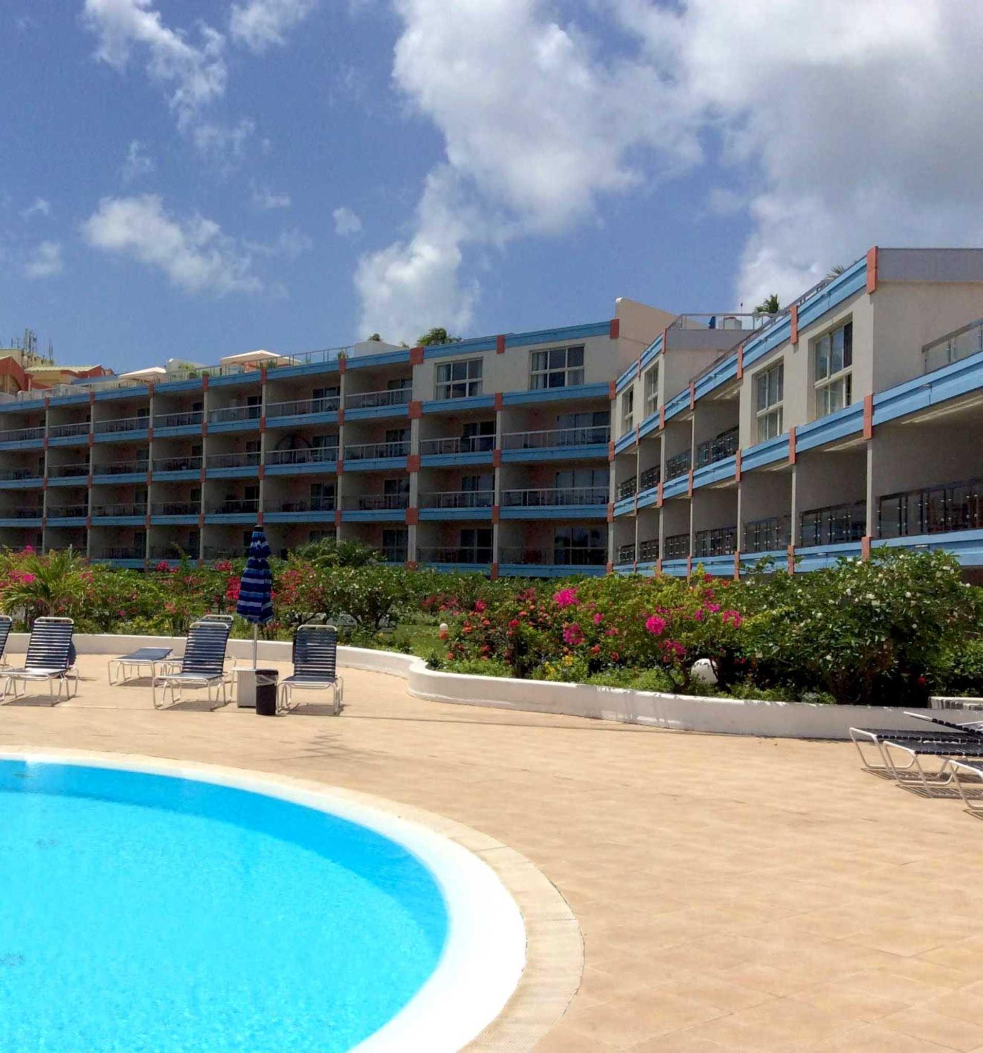 La Terrasse One Bedroom Maho Condos Vacation Rental