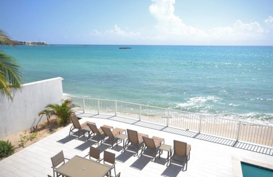 Silent Waters Simpson Bay Two Bedroom Beachfront Condo For Rent