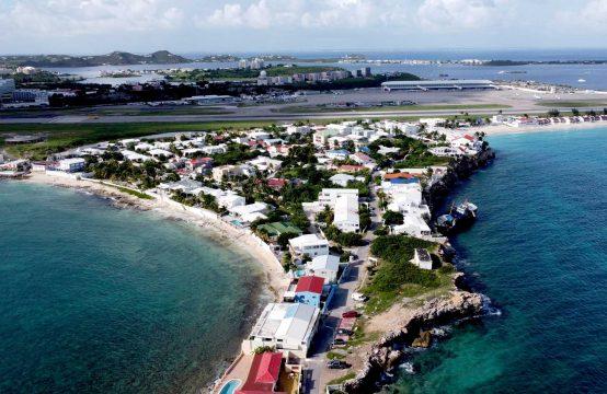 St Maarten Beach Villa For Sale
