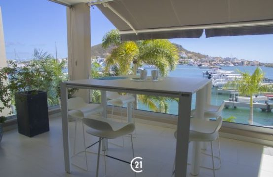 Las Brisas 3 bedroom Condo with Boat Slip for Sale