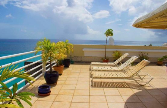 Rainbow Beach Club Cupecoy – Super Penthouse For Sale