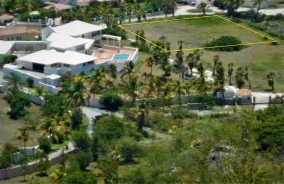 Oceanview Guana Bay Flat Land For Sale