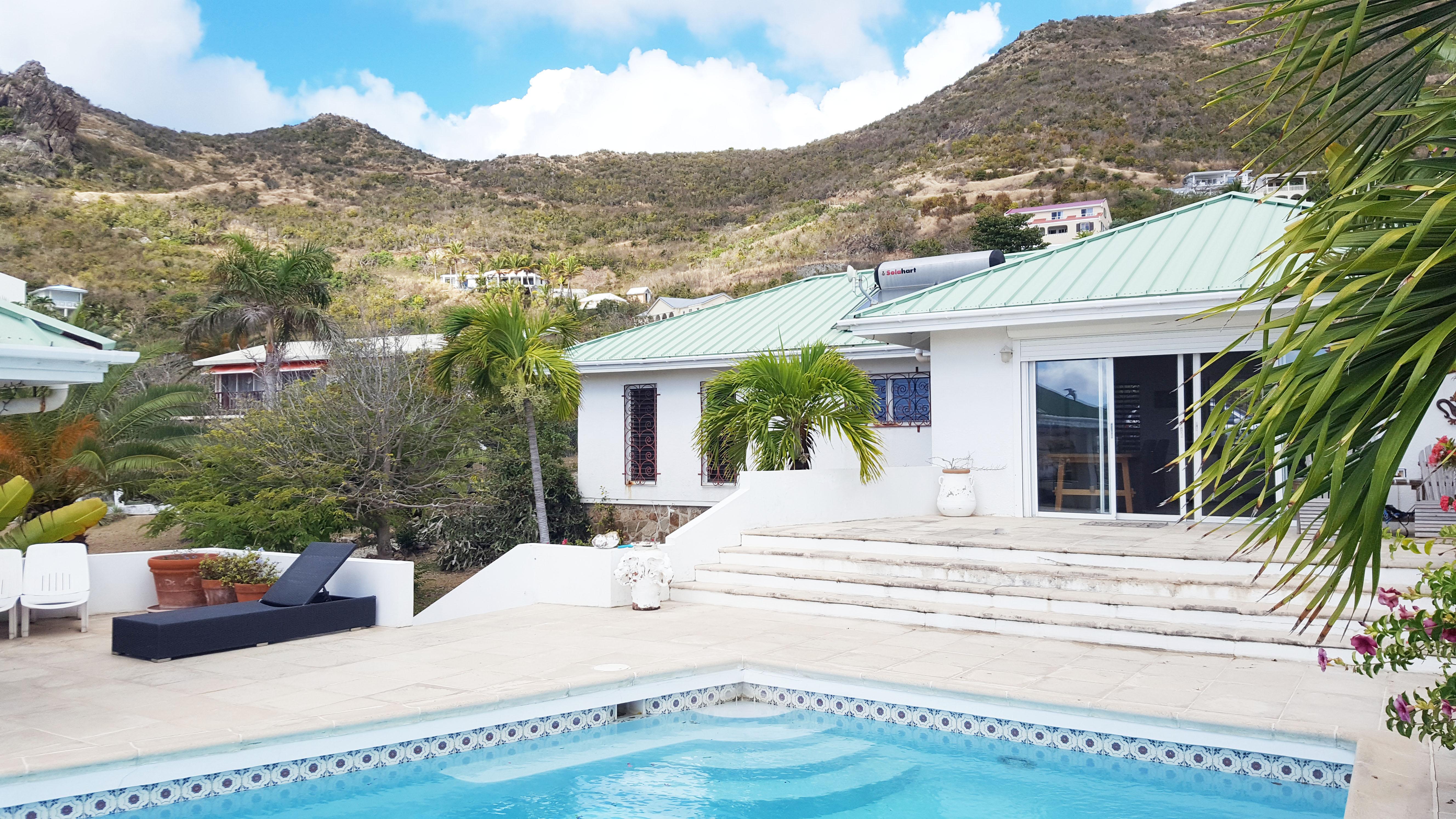 Guana Bay – Caribbean Style Villa – For Sale