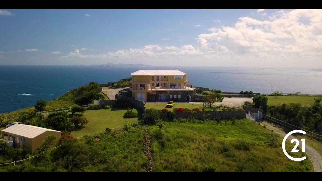 Guana Bay Hill For Rent – Large 5 Bedroom Villa