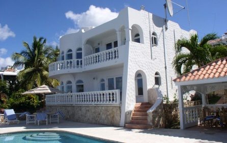 Pointe Pirouette Homes – Maison Bonheur Lagoon Villa With Boat Slip For Sale