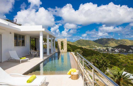New Villa Vijoux Oyster Pond 8 Bedroom Villa For Rental