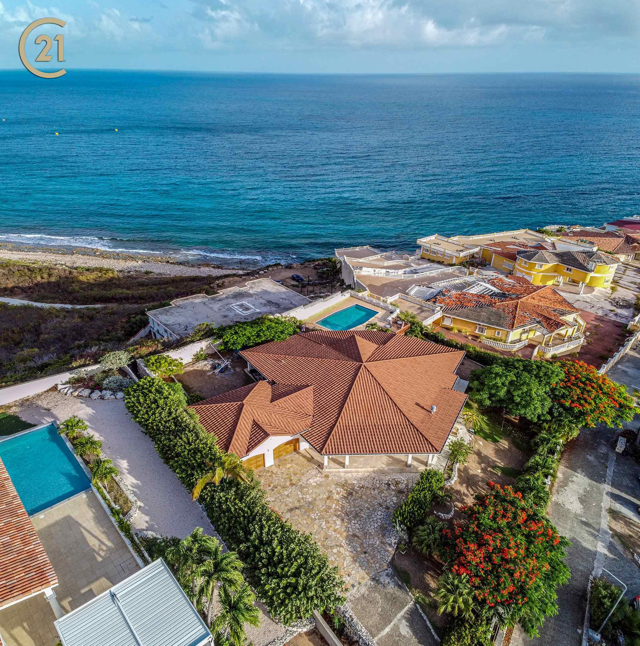 Pelican Key Luxury Ocean View Villa Del Mar