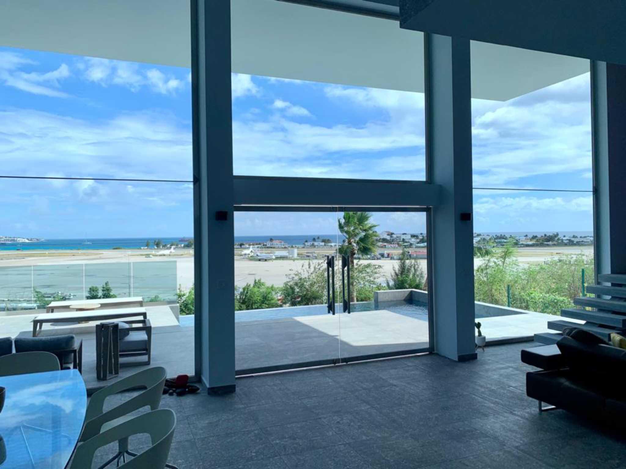 Maho Blue Marine Luxury St Maarten Villa For Sale