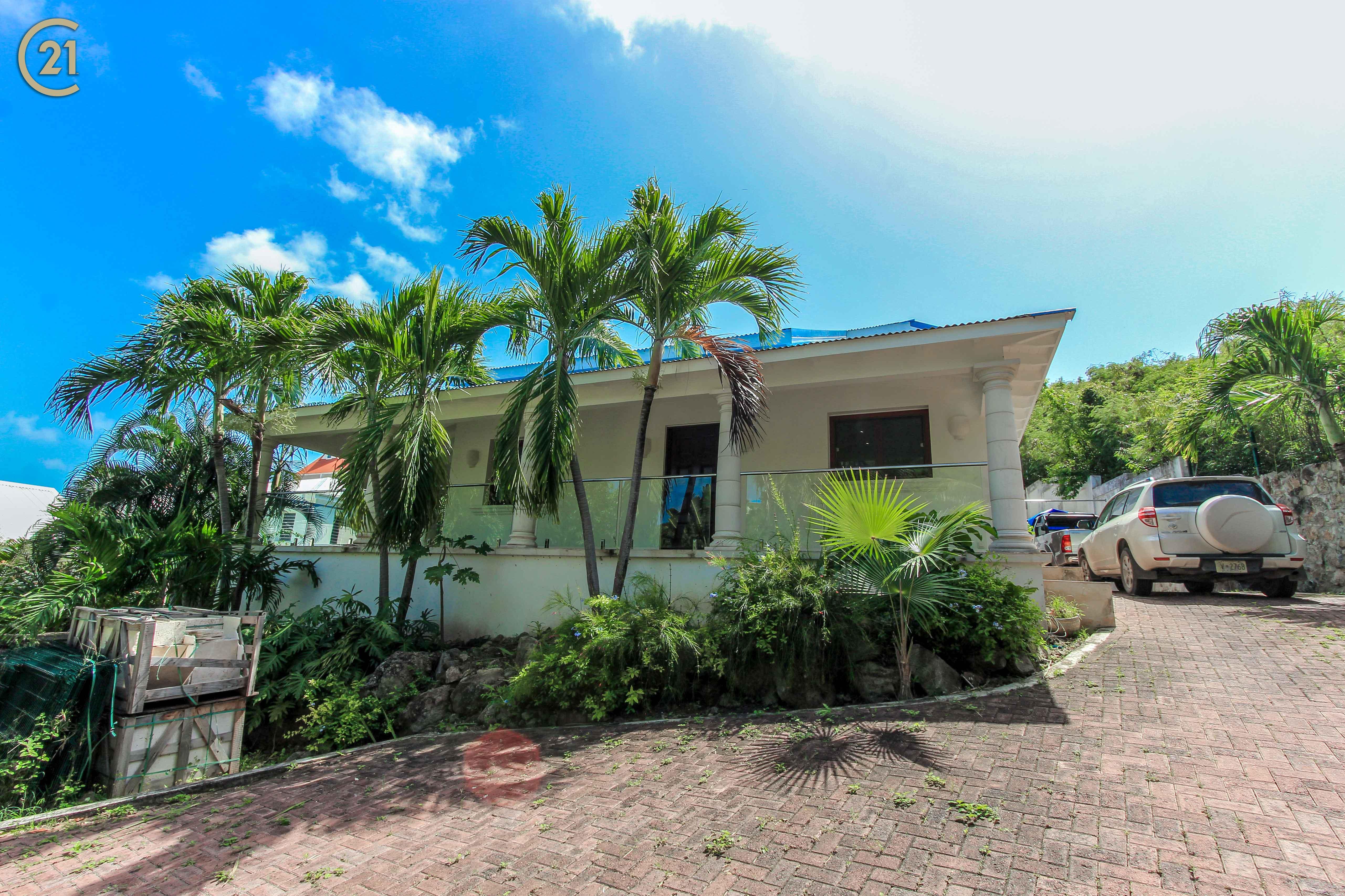 Ocean Terraces Dawn Beach Villa For Sale