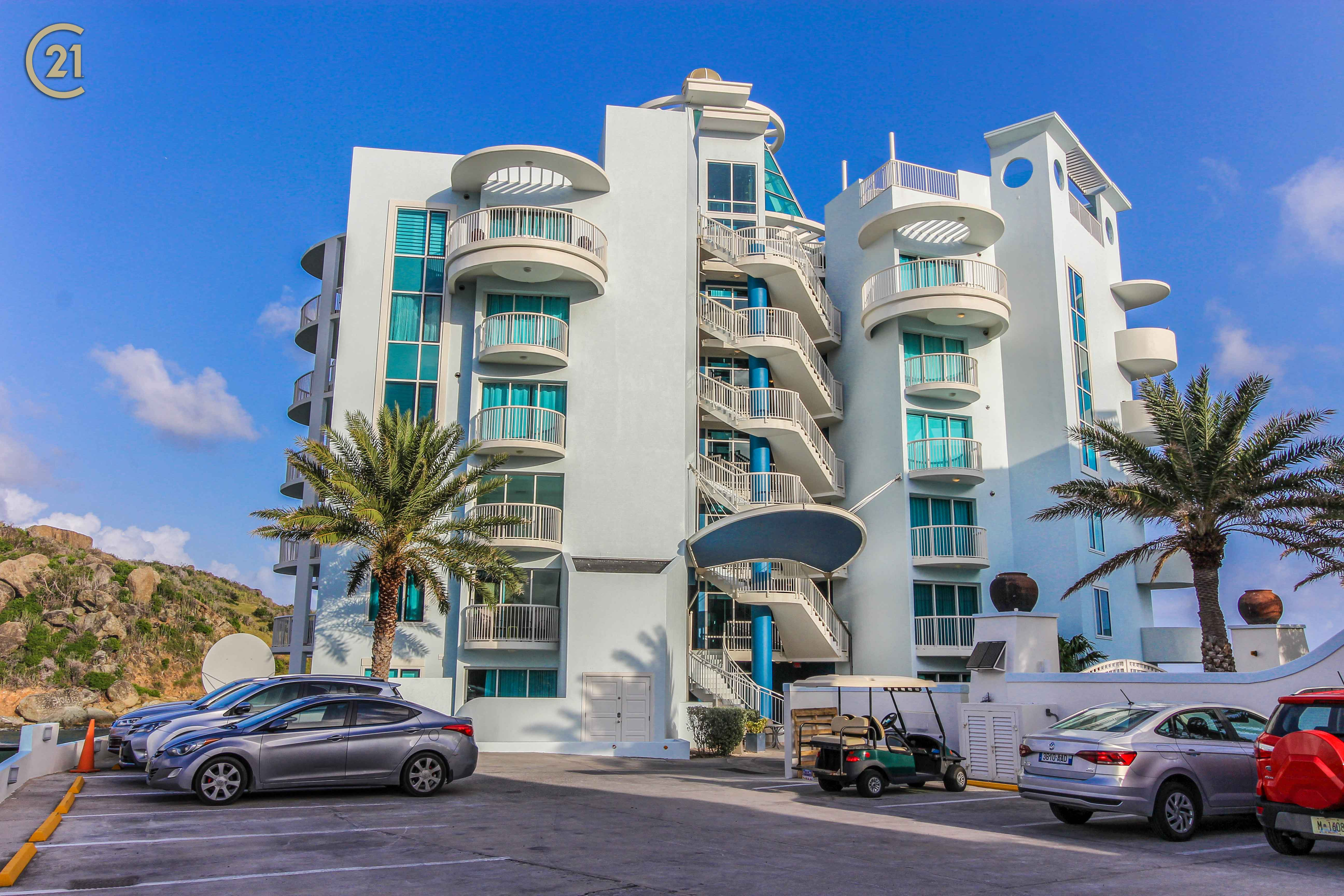 The Lighthouse Oyster Bay St Maarten Condo For Sale