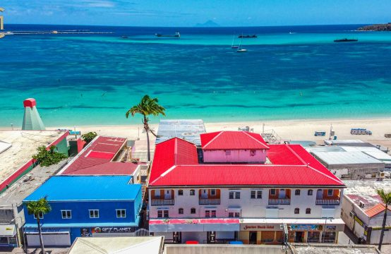 Philipsburg City Beach Hotel