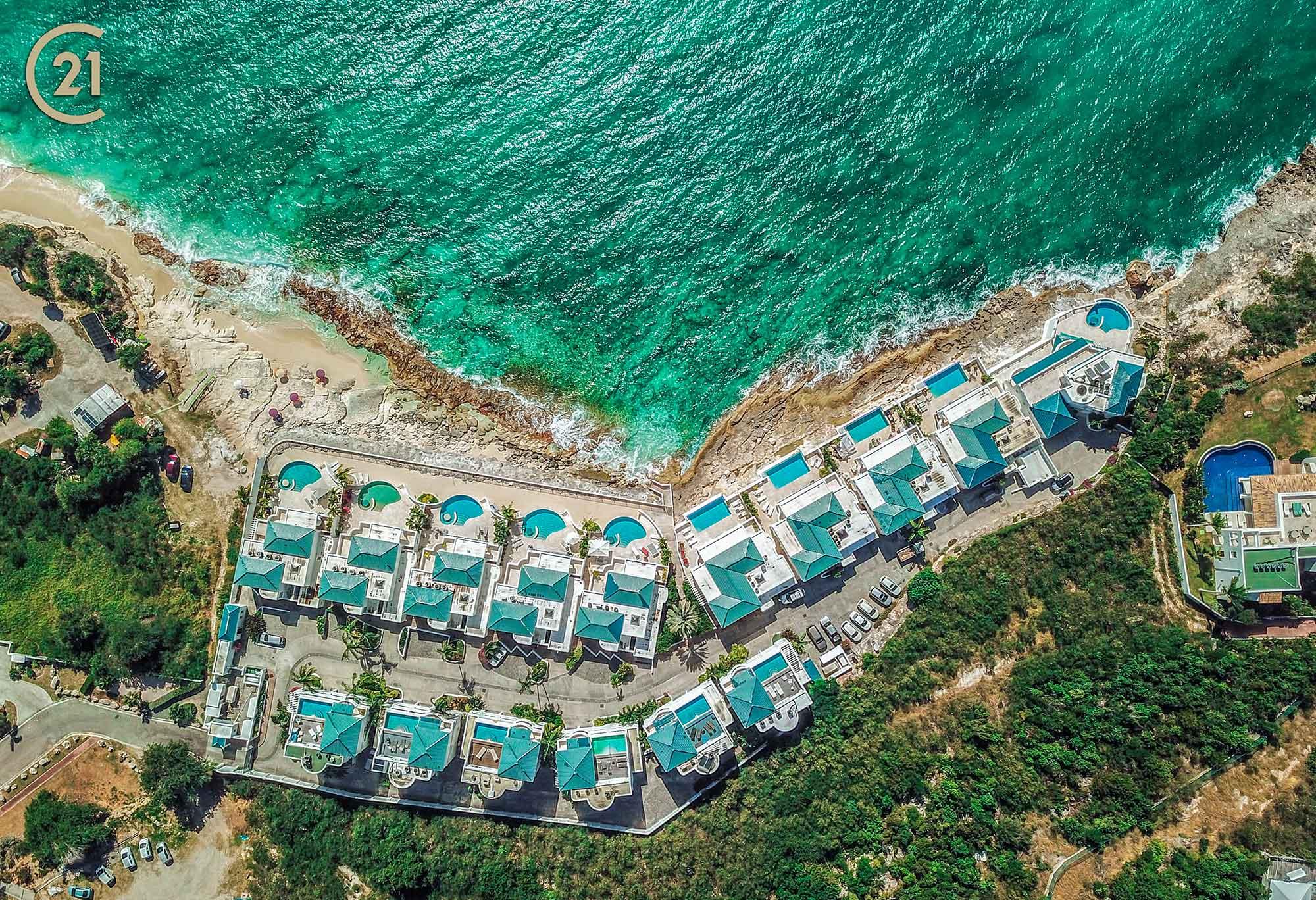 Shore Pointe Luxury Cupecoy Beach Villa