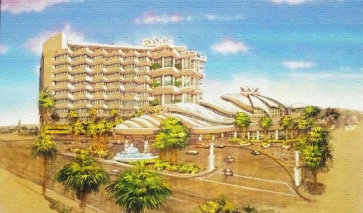 Beachfront land for luxury residential development