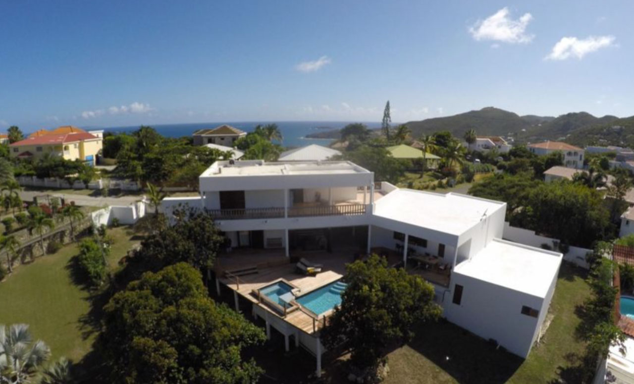Dawn Beach Modern Villa For Sale