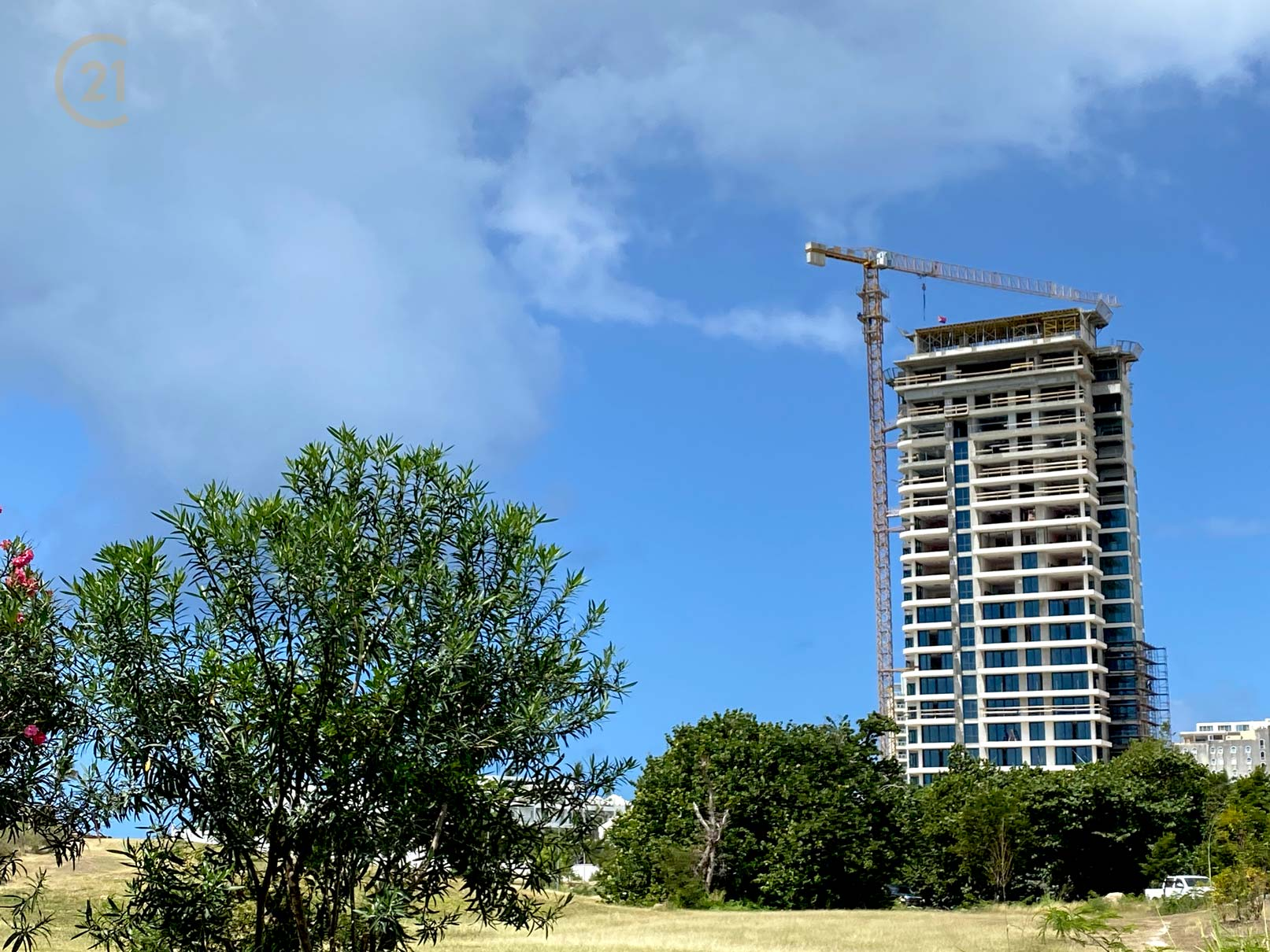 14 Mullet Bay Construction Update 2021