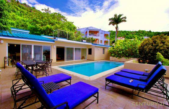 Pelican Key villa