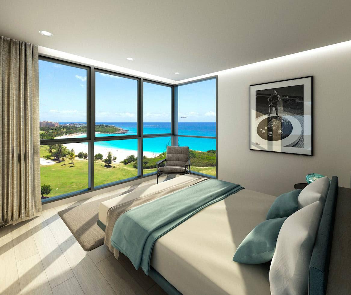 Mullet Bay New Development Fourteen One Bedroom