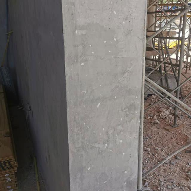 Mullet Bay Condos - Hurricane Resistant Walls