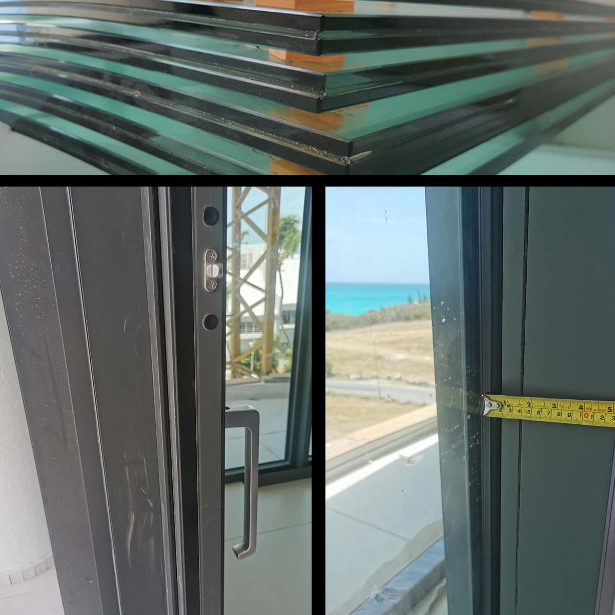 Mullet Bay Condos - Hurricane Resistant Glass