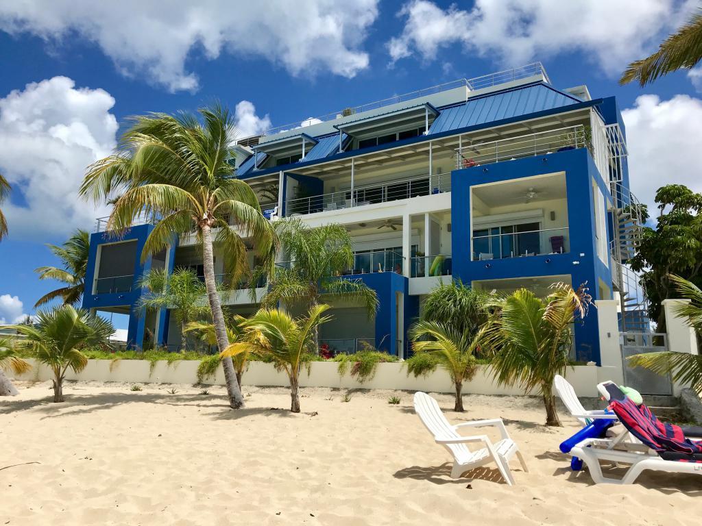 Le Papillon St Maarten Beach Condo For Sale