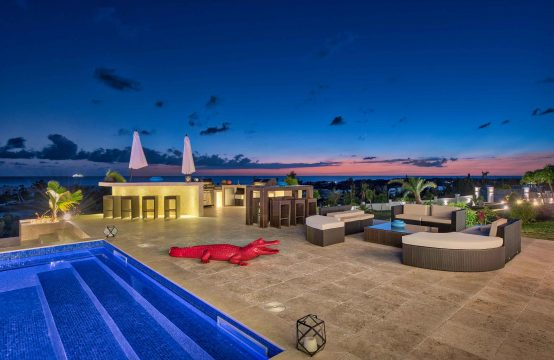 Luxury 5 Bedroom Villa - El Grand Azure, Saint Martin