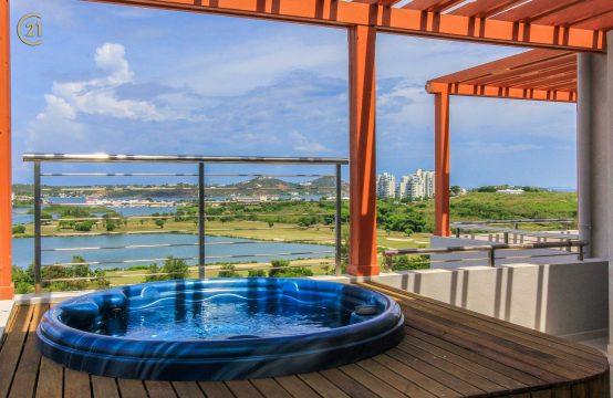 Blue Marine Maho Large One Bedroom Penthouse Condo