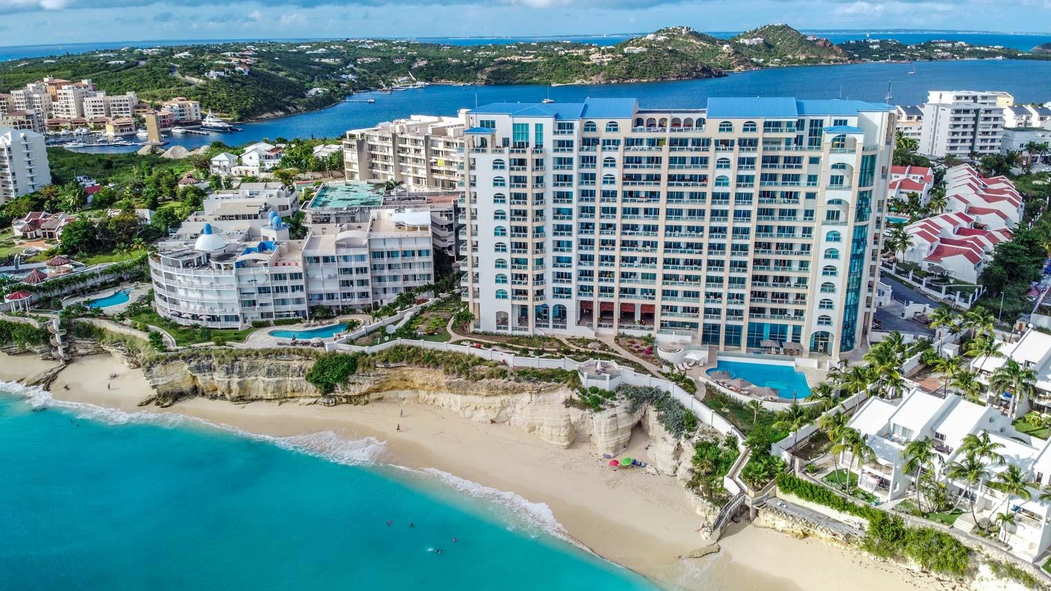 The Cliff St Maarten Condo For Sale