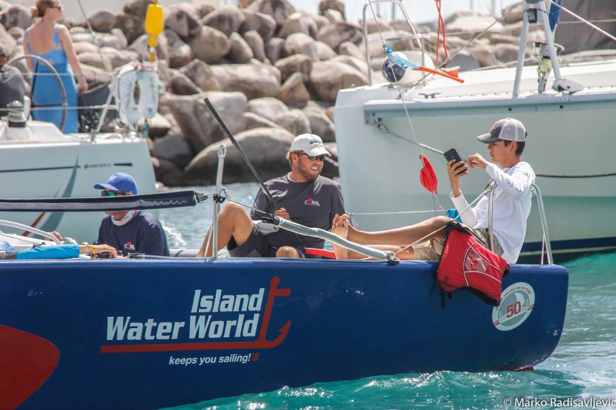 St Maarten Regatta Boat Racing 2021