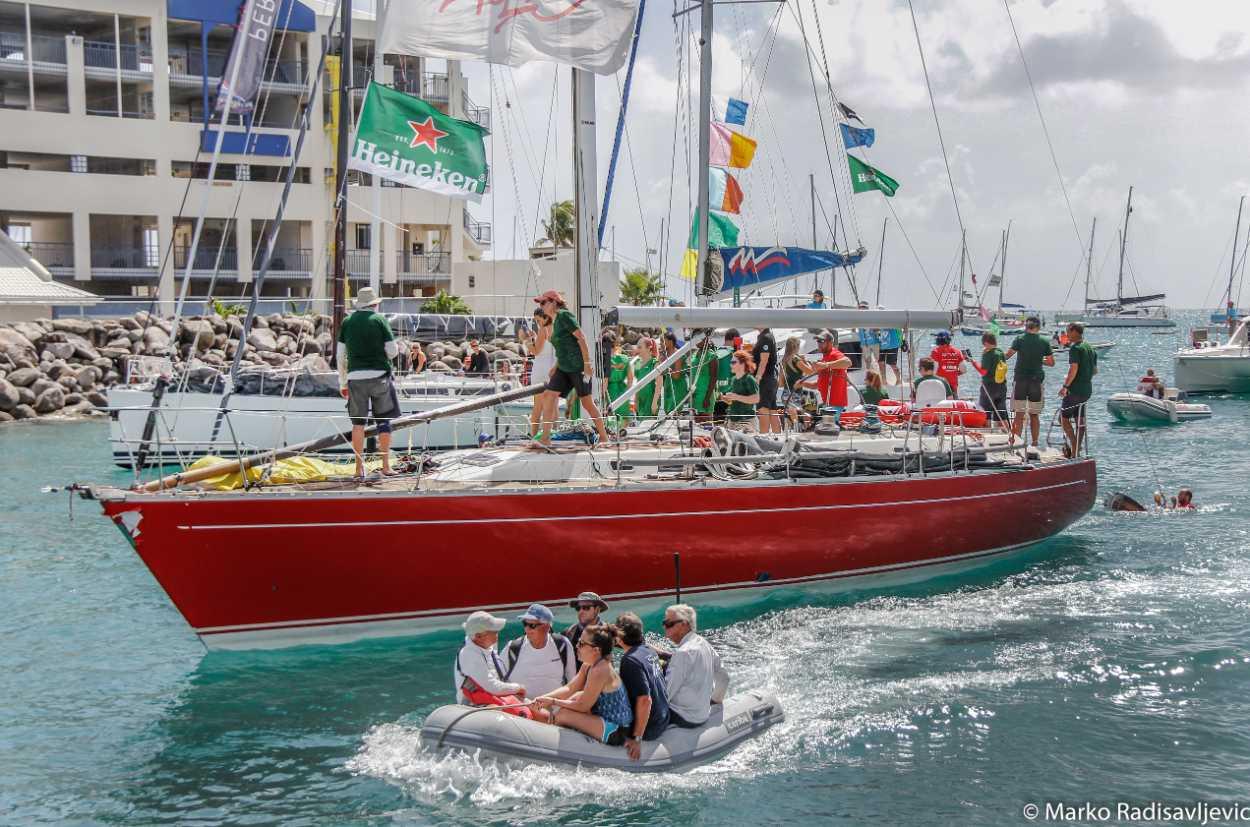 St Maarten Regatta 2021