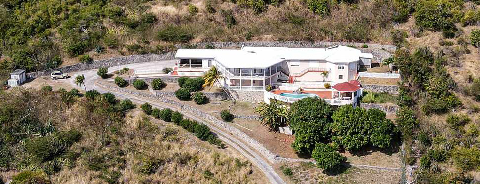Large Villa Aruba Madame Estate Villa For Rent