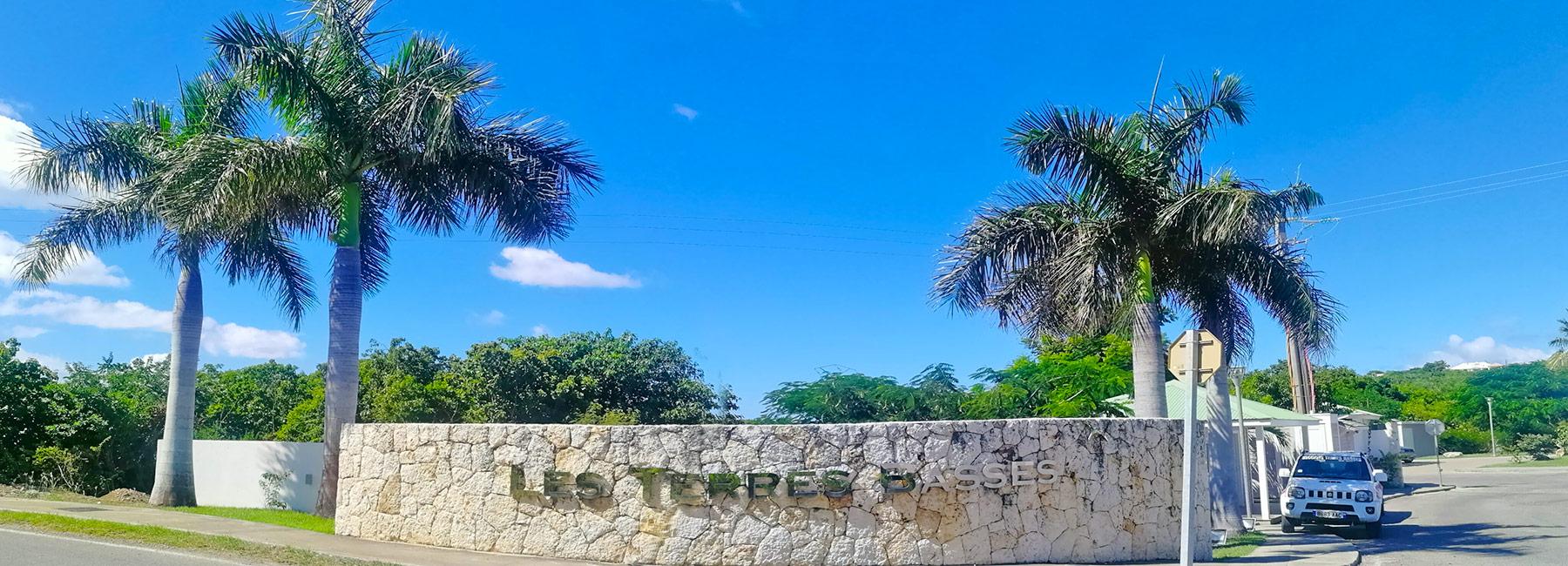 Les Terres Basses, St Martin