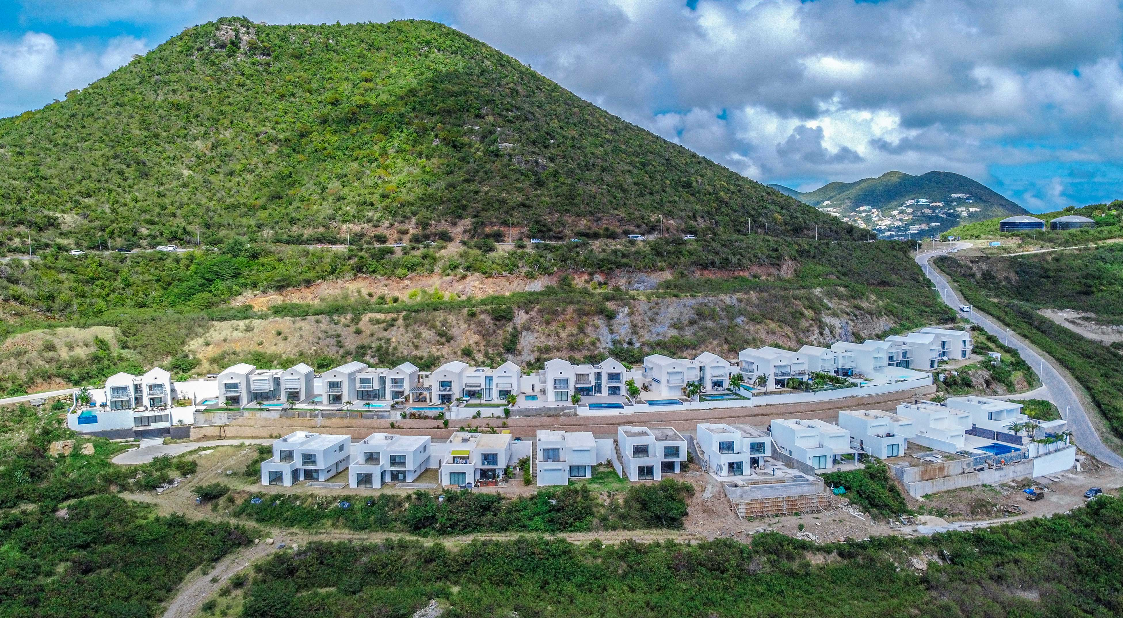 New Indigo Bay Two Bedroom Oceanview Home For Sale