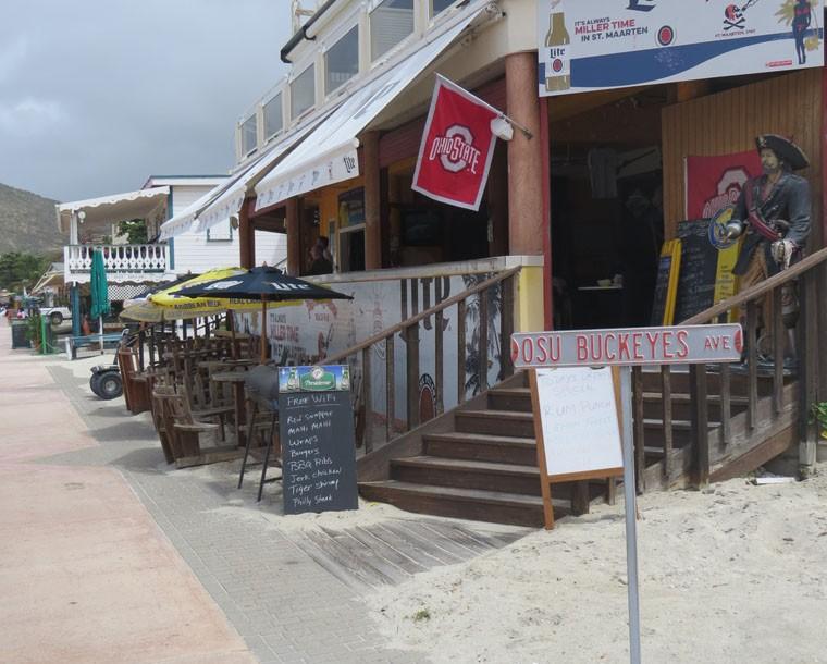 St Maarten Beach Bar Business For Sale On Philipsburg Boardwalk
