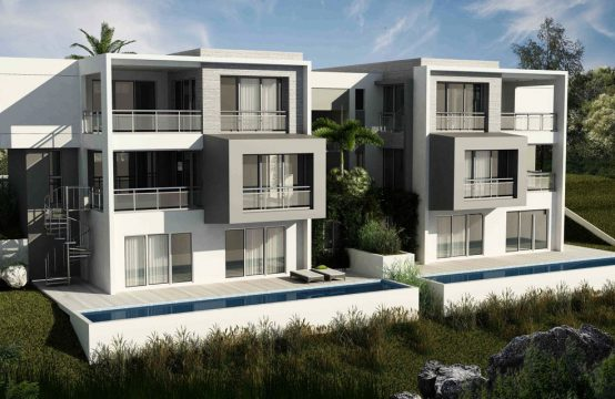 Tepui 104 Three Bedroom Pelican Key St Maarten Villa For Sale