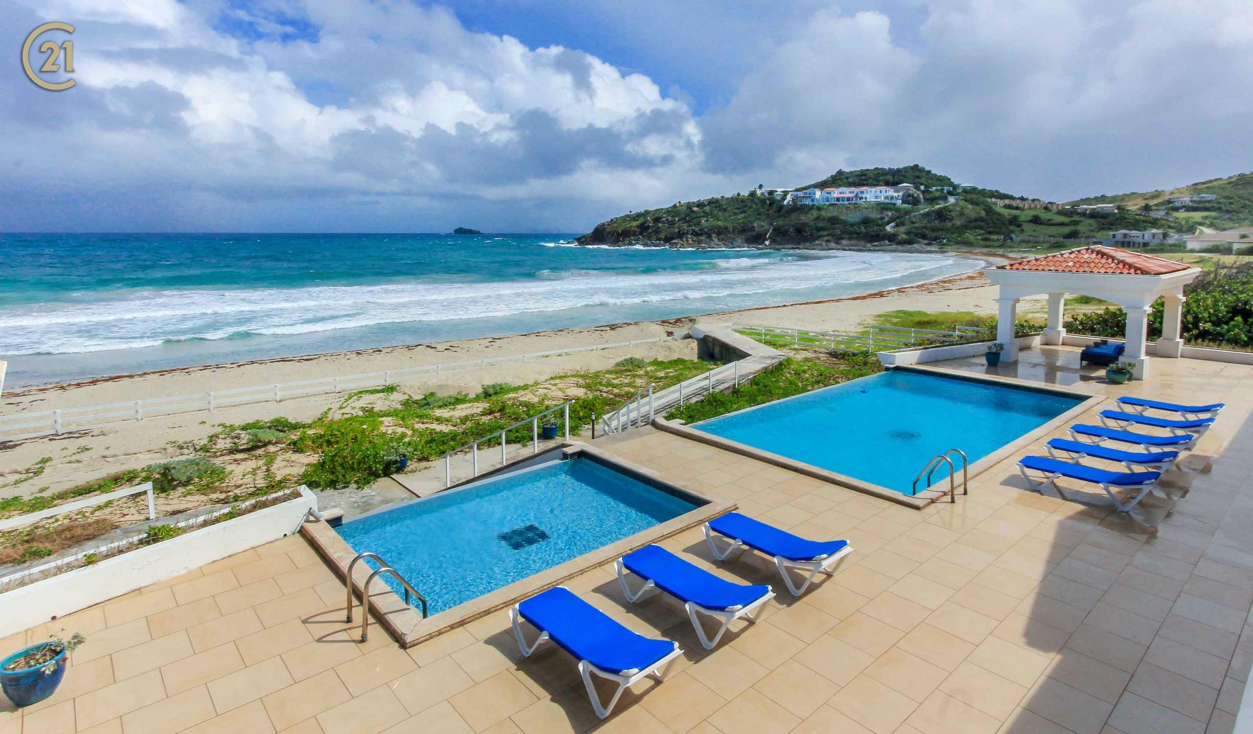 Guana Bay Beach Villa