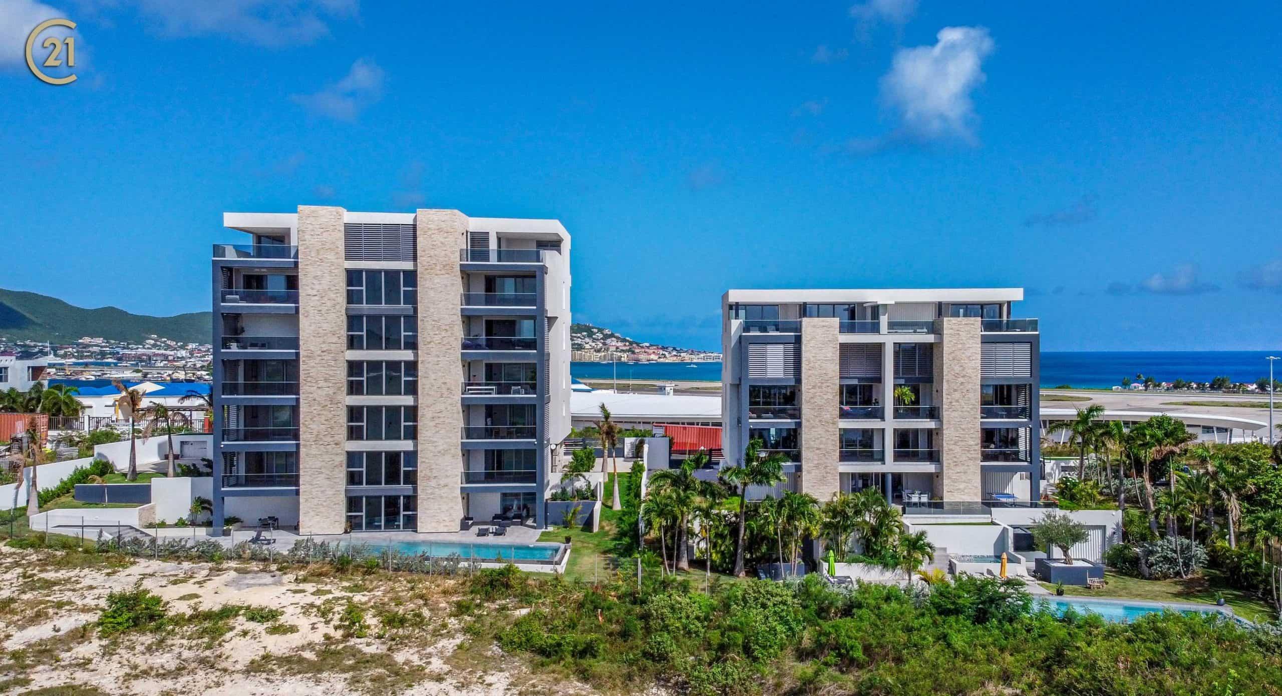 New Construction Huma Luxury Maho Oceanview Condos