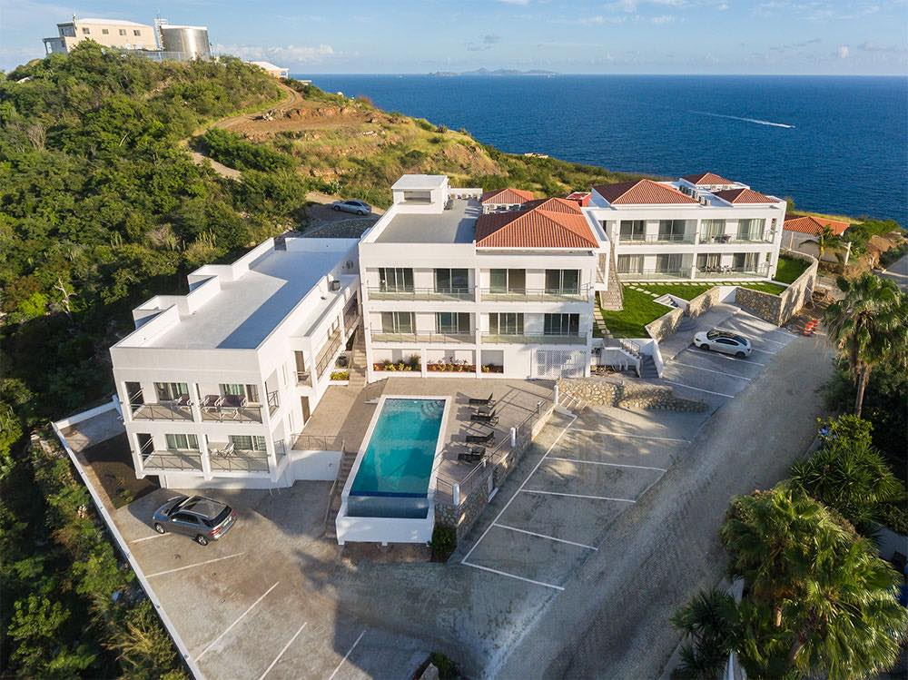 Point Blanche Apartment For Rent