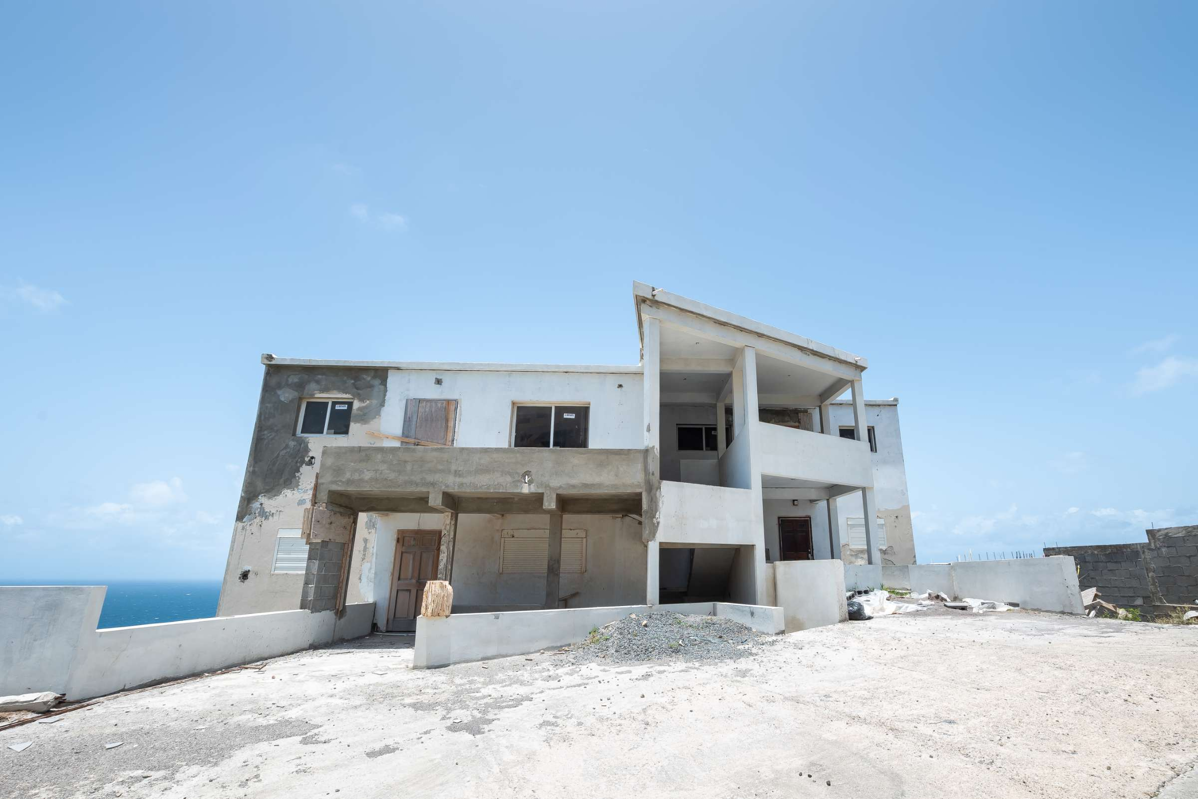 Incredible Fixer-Upper Point Blanche Apartment Building For Sale
