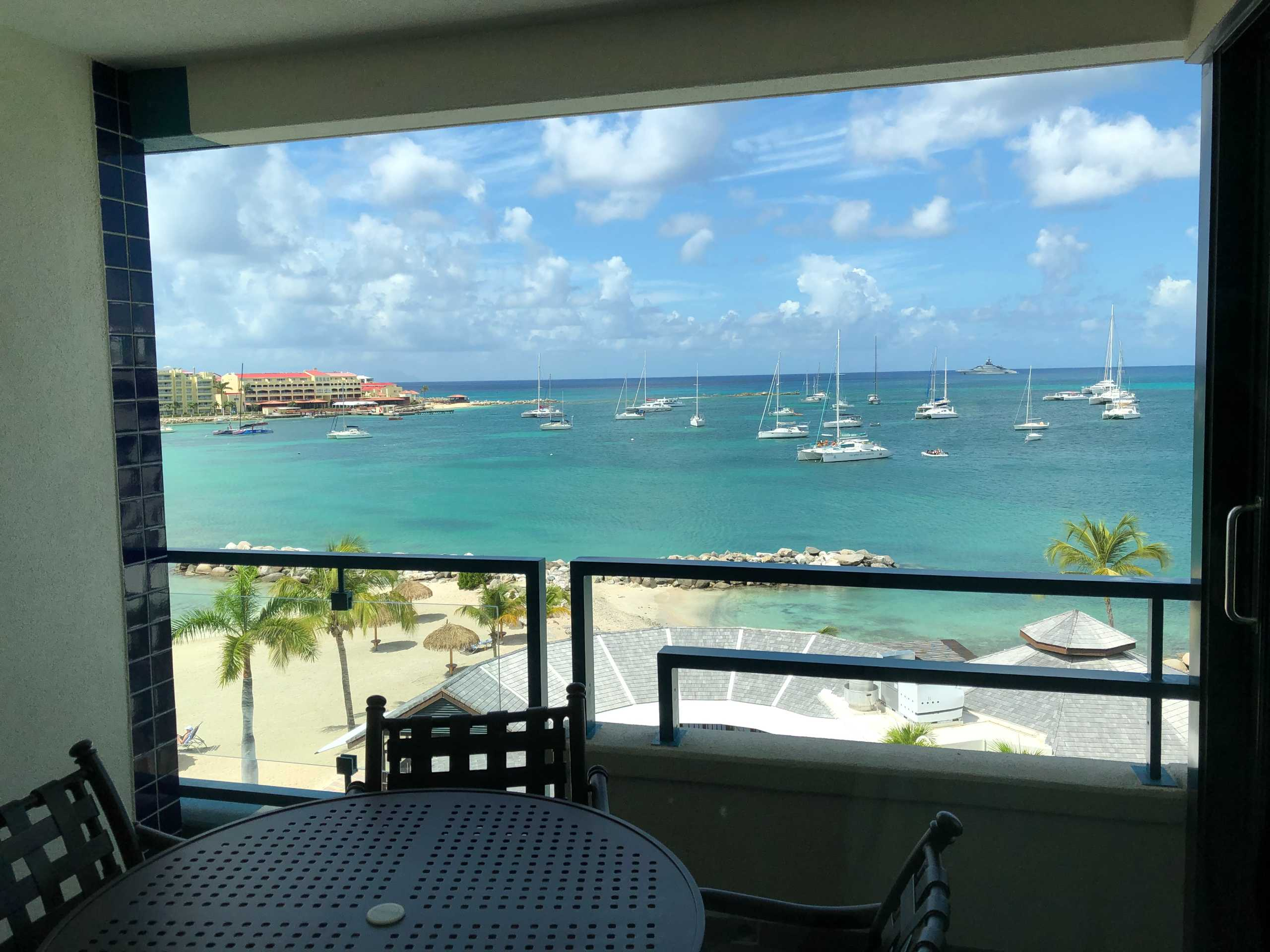 Royal Palms Two Bedroom Simpson Bay Apartment For Rent