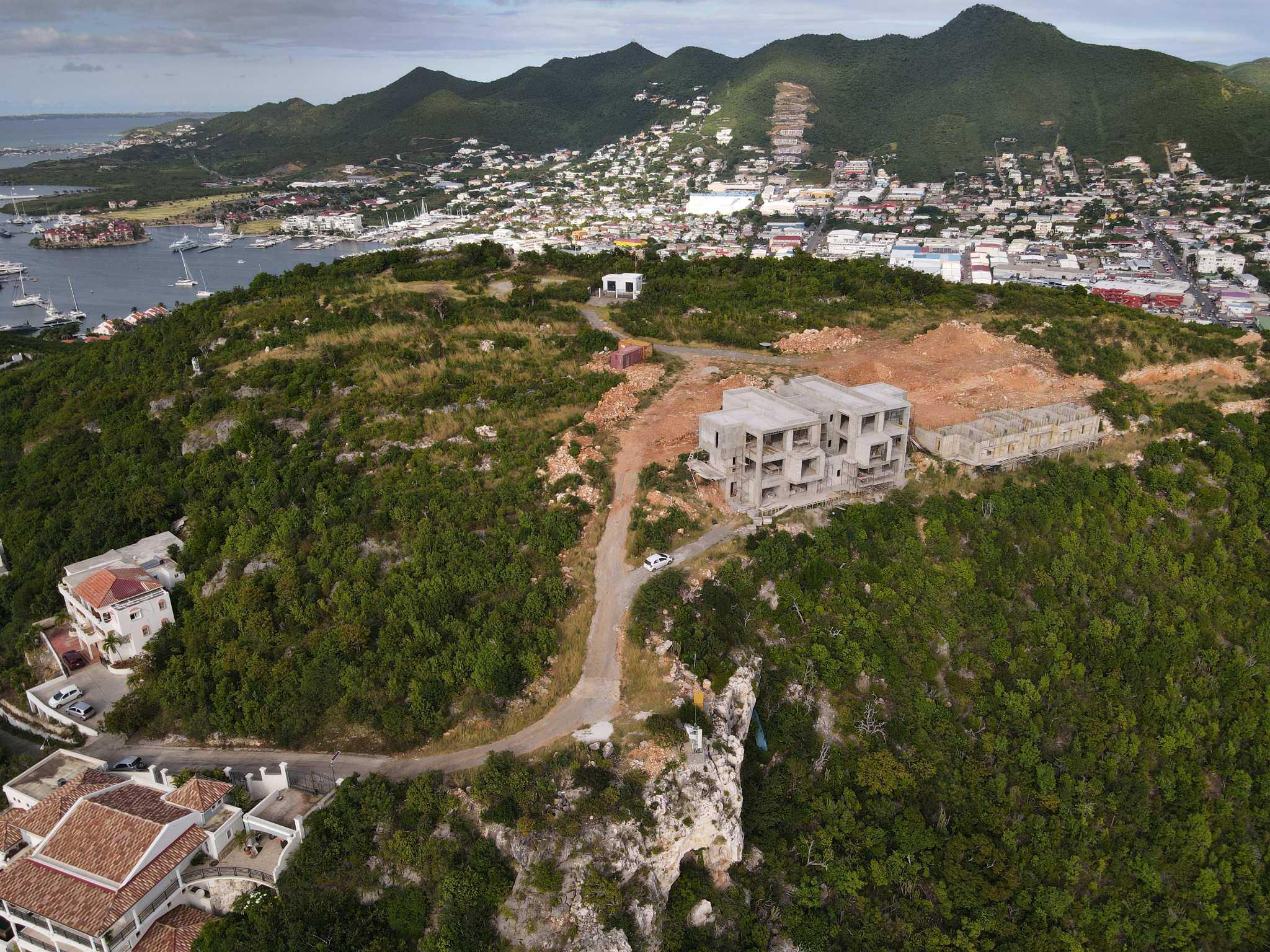 St Maarten new construction 2021
